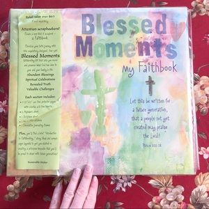 Other - NEW Christian Faith Journey Scrapbook